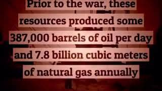Why is Washington robbing Syria of its oil and gas?