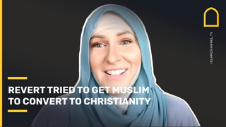 'I tried to convince a Muslim to convert to Christianity' | Muslim Revert Story | Islam Channel