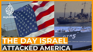 The Day Israel Attacked America   Special Series