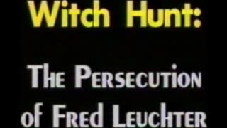 AVOF 175 - Witch Hunt - The Persecution of Fred Leuchter