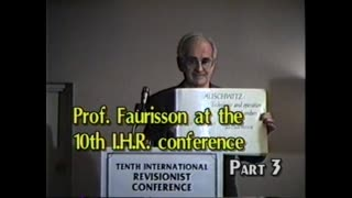 AVOF 167 - Revisionism - The Great Intellectual Adventure - 3 of 4