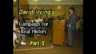 AVOF 147 - David Irving's Campaign for Real History (1991) - 2 of 2