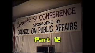AVOF 091 - James 'Bo' Gritz exposes the culprits behind the drug flood - 4 of 4