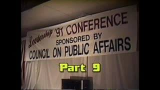 AVOF 088 - James 'Bo' Gritz exposes the culprits behind the drug flood - 1 of 4
