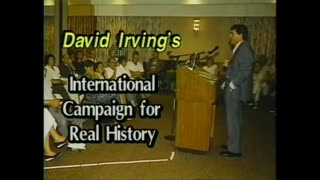 AVOF 146 - 147 David Irving's Campaign for Real History (1991)