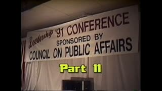 AVOF 090 - James 'Bo' Gritz exposes the culprits behind the drug flood - 3 of 4