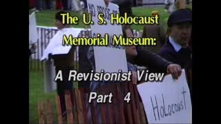 AVOF 236 - The U.S. Holocaust Memorial Museum - Demonstration Against the Opening - 4 of 6