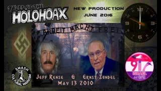 Ernst Zundel - Telephone interview by Jeff Rense (May 2010)