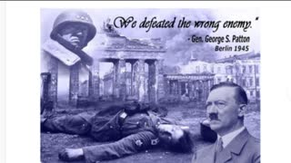 Silence Patton - The Murder Of General George Patton (Documentary)