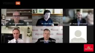 URGENT WARNING !! DR CHARLES HOFFE - VACCINATED LIKELY TO BE DEAD WITHIN 3 YEARS !! MUST WATCH !!_ 1