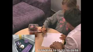 Hampstead UK Police & Child Services cover up to Pizzagate - Police Interview 9 year old about Satanic Rituals  -  11-09-14