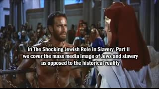 The Shocking Jewish Role in Slavery - What Jewish Historians Say
