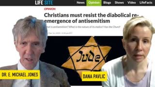 """LifeSite News and the """"Diabolical Re-Emergence of Antisemitism"""""""