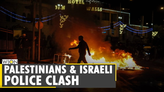 Clashes broke out between Palestinians and Israeli police | Latest World English news | WION News