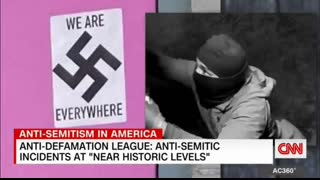Jews kvetching On CNN About The Rise Of Anti-Semitism