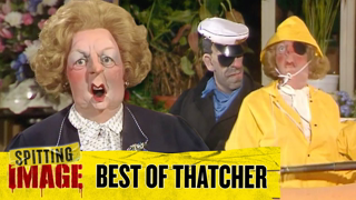 The Best of Margaret Thatcher on Spitting Image