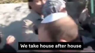 """""""We take house after house.... """", israeli squatter says"""