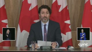 'This is never going away.'  Justin Trudeau has announced today an agreement with Pfizer for 35M booster doses of its COVID 19 vaccine for next year and 30M in the following year. With an option to add 30M each year and 60M in 2024
