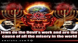 The SICKNESS of The JEW WORLD ORDER