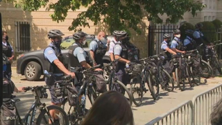 Chicago police ban protests near Mayor Lightfoot's home, sparking First Amendment debate