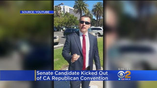 Neo-Nazi Candidate Kicked Out Of California GOP Convention