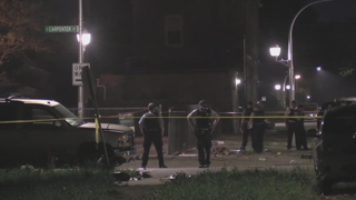 Police: 14-year-old dead after 8 shot in Englewood