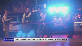 Shootings across Chicago kill 3 kids; local leaders, cops ask for public's help