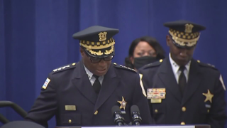 Major changes coming to CPD command staff