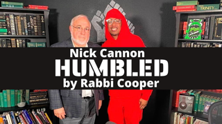 """Nick Cannon HUMBLED by Rabbi Cooper 