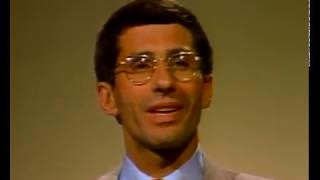 AIDS/Dr. Anthony Fauci (NIH, 1984)