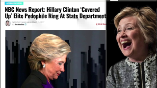 Hillary Clinton 'Covered Up' Elite Pedophile Ring At State Department