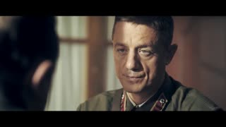 DEATH TO SPIES (SMERSH). The death row. Episodes 1-4. Russian TV Series