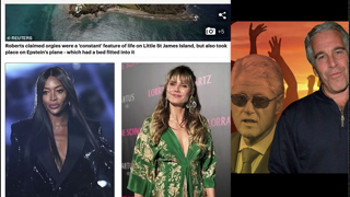 Bill Clinton stayed in Epstein's orgy island because he owed 'a favor' say court docs