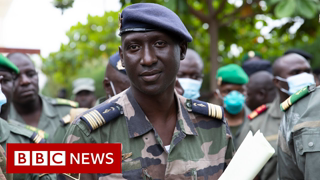 Mali coup: UN joins global condemnation of military takeover - BBC News