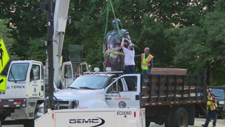 Italian Americans call removal of  Columbus statues in Chicago 'insensitive' to their history