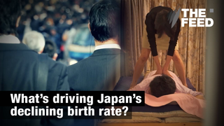 Sex in Japan: Dying for company