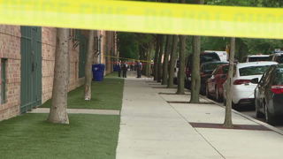 5-month-old, two adults shot in Old Town: police
