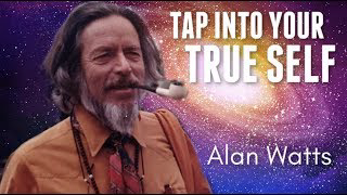 Alan Watts - Tap Into Your True Self | 432hz | Frequency Meditation