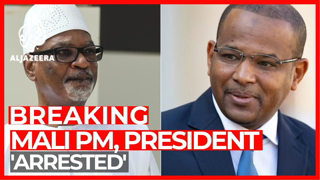 Mali president, prime minister arrested in apparent coup