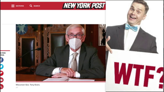 WI state agency tells employees to wear masks during Zoom calls