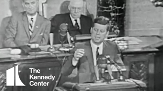 JFK's Famous Speech to Congress on Space Exploration (1961) | The Kennedy Center