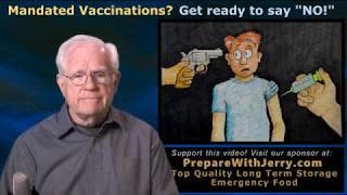 Find out how to say no if vaccination COVID 19 is mandatory   Freedom lawyer explains