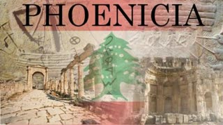 The Not So Chosen People, Part 4: Phoenicia