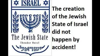 Freemasonry And Satanism, Book Review 252 Pt 2, The Jewish State By Theodor Herzl