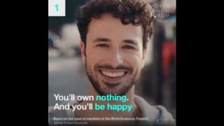 """World Economic Forum: """"You'll own nothing, and you'll be happy"""" (While Oligarchs Own Everything)"""