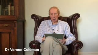 Your Government is a Terrorist Organisation - Dr. Vernon Coleman (2020.10.25)