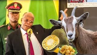 Former Tanzanian President John Magufuli Proves PCR Test Is Meaningless For COVID-19
