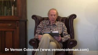 The PCR Test is Useless for Covid-19, But Useful for Crooked Governments - Dr. Vernon Coleman