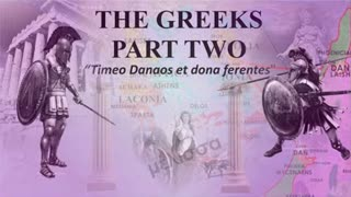 The Not So Chosen People, Part 7-2-2: The Greeks