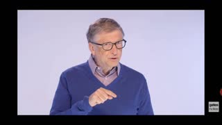 SKFS#16 Bill Gates Plan - The Faster We Improve Vaccines, The Faster Population Goes Down